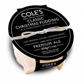 Coles Classic Christmas Pudding