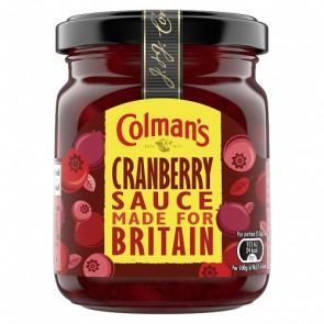 Colmans Cranberry Sauce