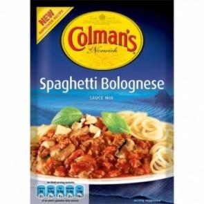 Colmans Spaghetti Sauce Mix