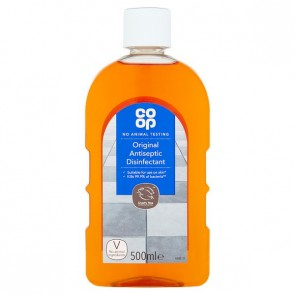 Co Op Antibacterial Disinfectant Large (Dilutable Concentrate)