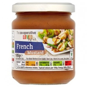Co Op French Mustard