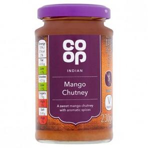 Co Op Mango Chutney