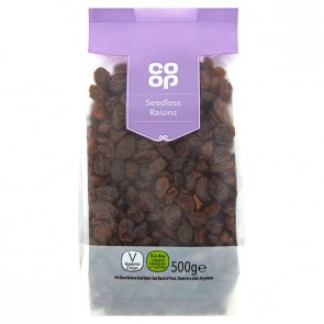 Co Op Raisins
