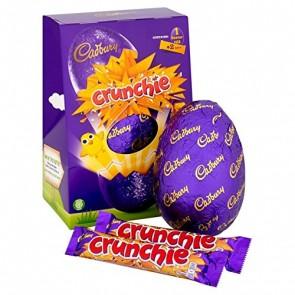 Cadbury Crunchie Egg