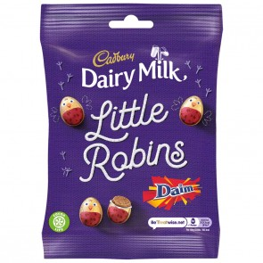 Cadbury Little Daim Robins Bag