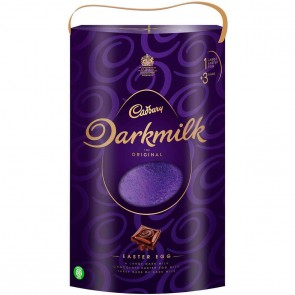 Cadbury Dark Milk Egg