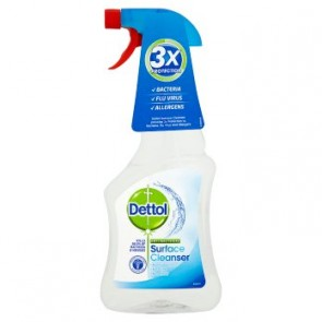 Dettol Antibacterial Surface Cleaning Spray