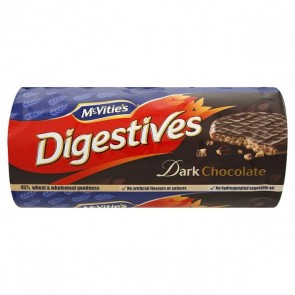 McVities Digestives Dark Chocolate