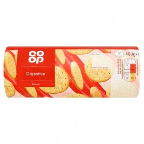 Co Op Wheatmeal Digestives - Large