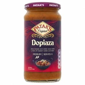 Pataka Dopiaza Sauce