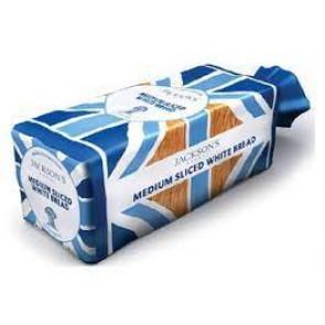 British White Sliced Bread Loaf