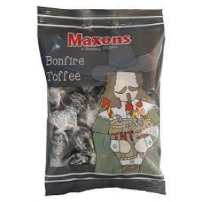 Maxxons Treacle Bonfire Toffee