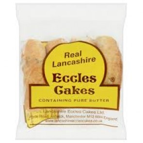 Real Lancashire Eccles Cakes