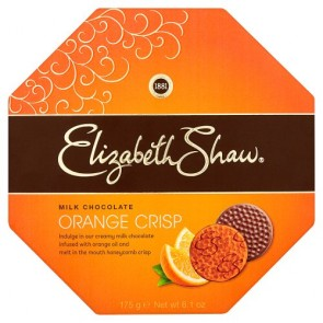Elizabeth Shaw Orange Crisp