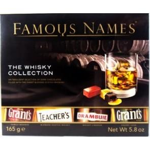 Famous Names Liqueurs - Whisky Collection