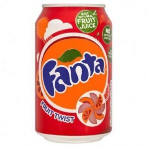 Fanta Fruit Twist Can - UK Version