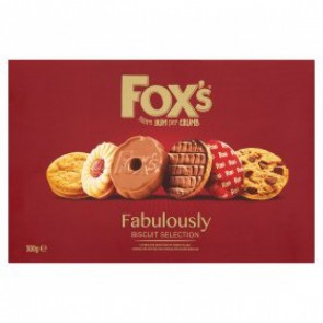 Foxs Fabulously Special Chocolate Biscuits