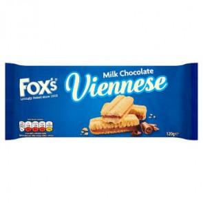 Foxs Chocolate Viennese Sandwich