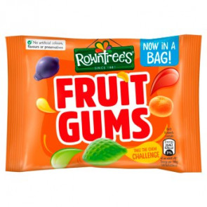 Rowntree Fruit Gums Bag