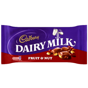 Cadbury Fruit n Nut Large