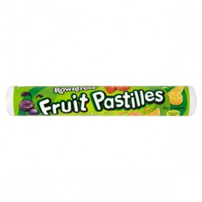 Rowntrees Fruit Pastilles Roll