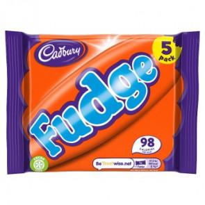 Cadbury Fudge 5pk