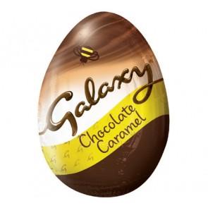 Galaxy Caramel Filled Egg