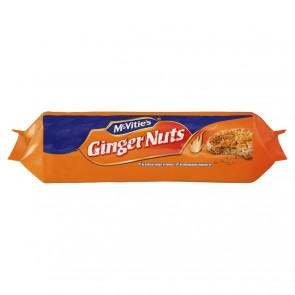 McVities Ginger Nuts