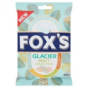 Foxs Glacier Mint Collection
