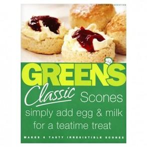 Greens Scone Mix