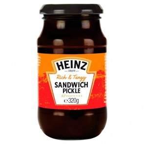 Heinz Sandwich Pickle