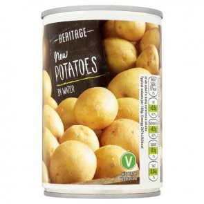 Heritage New Potatoes