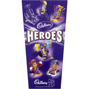 Cadbury Heroes Carton - Large