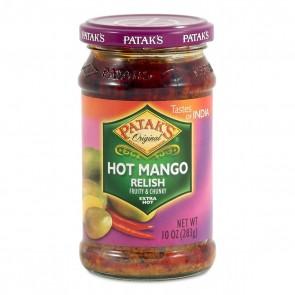 Pataks Hot Mango Relish