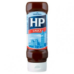 HP Brown Sauce  - Extra Large Top Down