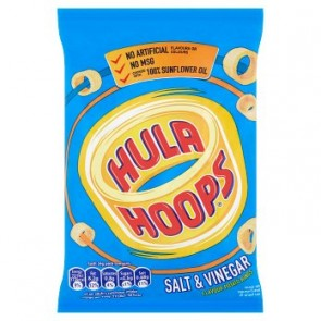 Hula Hoops Salt & Vinegar Crisp