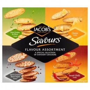 Jacobs Savours Carton