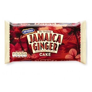 McVities Jamaican Ginger Cake