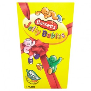 Bassetts Jelly Babies Carton