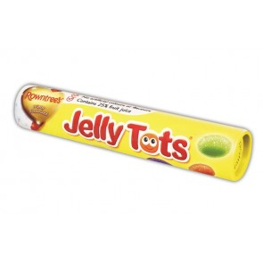 Rowntree Jelly Tots Tube