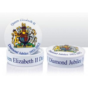 Diamond Jubilee Trinket Box