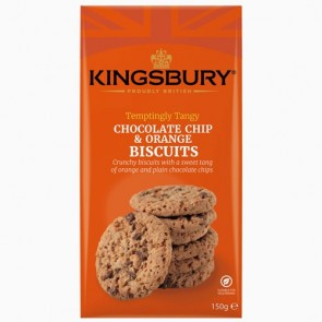 Kingsbury Chocolate Chip Biscuits