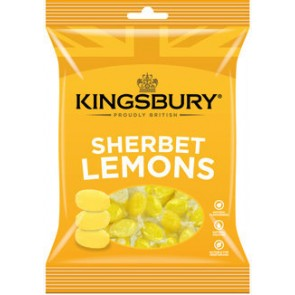 Kingsbury Sherbet Lemons