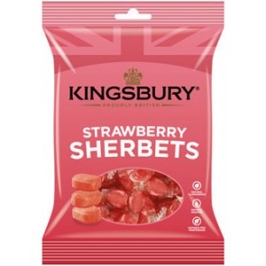 Kingsbury Strawberry Sherbets