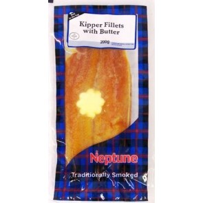 Kippers Fillets With Butter - Neptune ***PICK UP ONLY UNTIL FURTHER NOTICE
