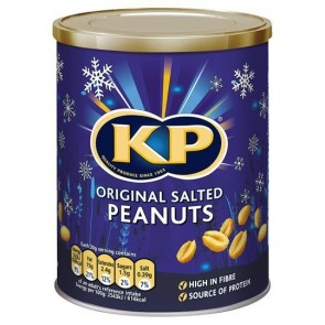 KP Original Salted Peanuts Caddy