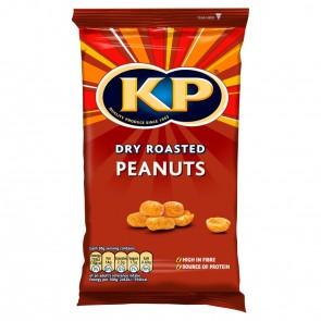 KP Dry Roasted Peanuts Bag