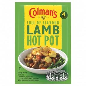 Colman's Lamb Hotpot Mix