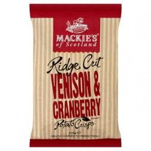 Mackies Venison & Cranberry Crisp