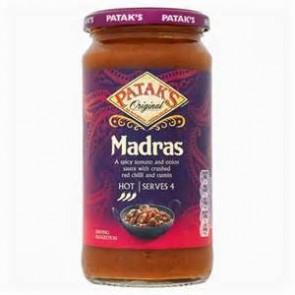 Pataks Madras Sauce